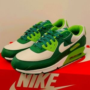 New Nike Air Max 90 ST. PATTY'S DAY mens size 13